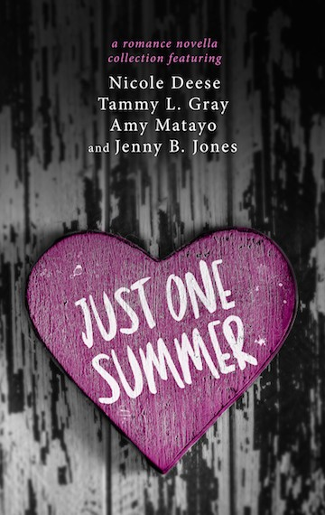 just one summer – a romance novella collection