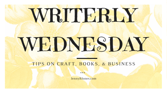 WRITERLY WEDNESDAY