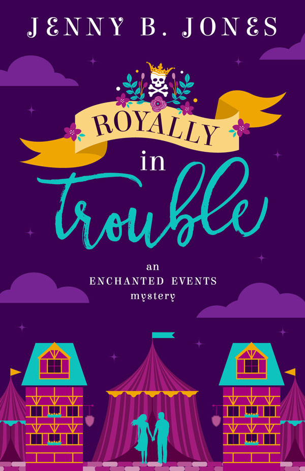 Royally in Trouble by Jenny B. Jones
