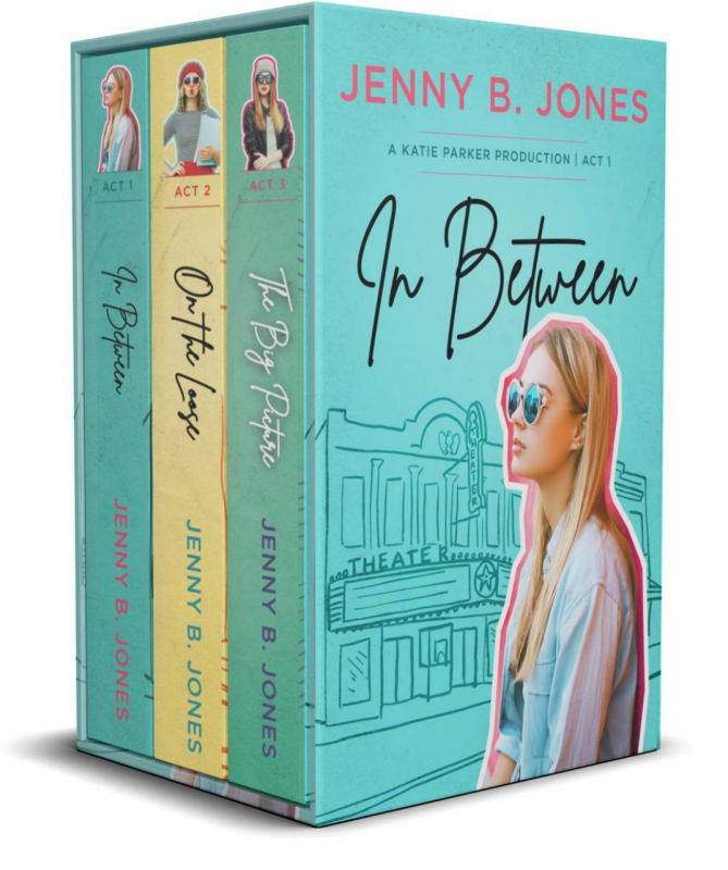 A Katie Parker Production Boxed Set: Books 1-3